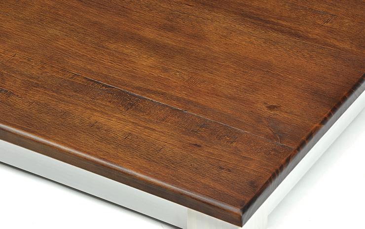 couchtisch rio landhaus tisch 120x80cm pinie massivholz. Black Bedroom Furniture Sets. Home Design Ideas